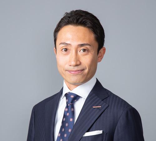 代表取締役社長 中野勇人