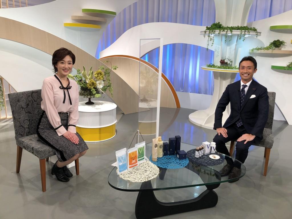 【TV出演】RKB「池尻和佳子のトコワカ」に弊社代表・中野が出演